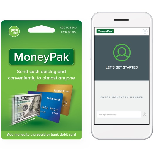 add cash to a prepaid card or debit card with moneypak - Add Money To Prepaid Card With Checking Account